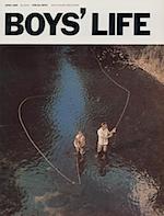 Boys' Life April 1968