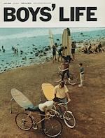 Boys' Life July 1968