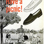 "Converse footwear ""Have a picnic!"""
