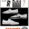 "Converse footwear ""KEEPING FIT IS A FUN HABIT … in the shoes i wear for FUN"""