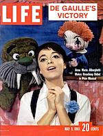 LIFE May 5 1961