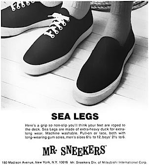 MR. SNEEKERS