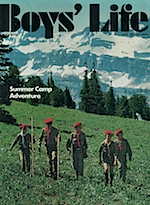 Boys' Life May 1976