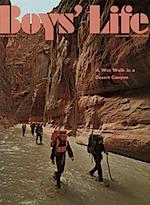 Boys' Life November 1975
