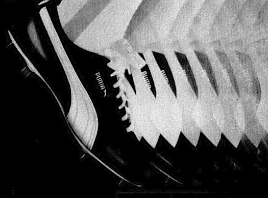 PUMA baseball shoes