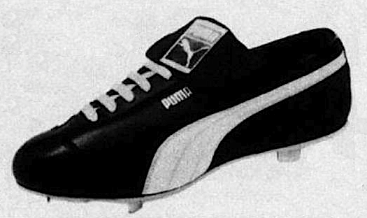 PUMA baseball shoes