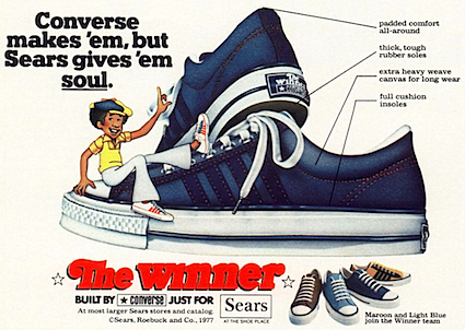 Sears The Winner