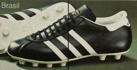 """adidas sports shoes """"Shoes and feats."""" 