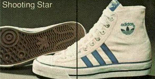 "adidas shoes ""Shoes and feats."""