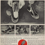 """Ball-Band Sport Shoes """"Start the day right!"""""""
