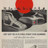 "Ball-Band Sport Shoes ""GET OFF A FLYING START THIS SUMMER"""