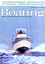 Boating March 1967