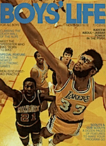 Boys' Life November 1978