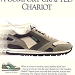 "Brooks Chariot CC ""TEST RUN A COMFORT CRAFTED CHARIOT"""