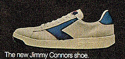 Brooks Jimmy Connors shoe