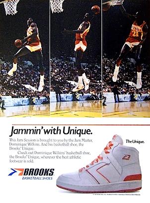 """Brooks Unique """"jammin' with Unique"""""""