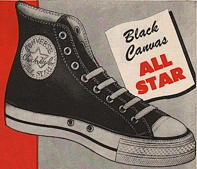 CONVERSE 'Chuck'Taylor ALL STAR BASKETBALL SHOES