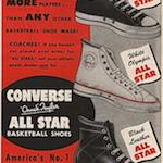 CONVERSE 'Chuck'Taylor ALL STAR BASKETBALL SHOES