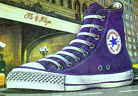 """Converse All Star """"LIMOUSINES FOR YOUR"""