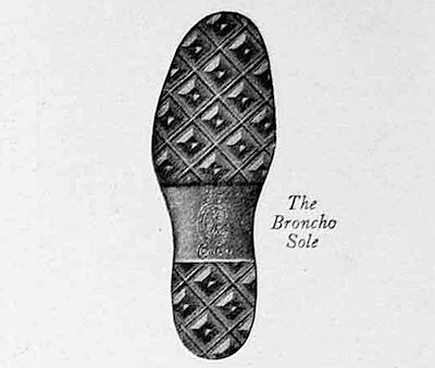 Converse Broncho Big C Line