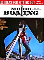 Motor Boating April 1969