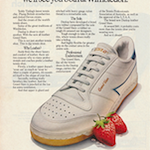 "Dunlop Grand Slam ""When your game's as good as our shoe, we'll see you both at Wimbledon."""