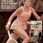 "Pony Tracy Austin Tennis Shoes ""The Lady Is A Champ!"""