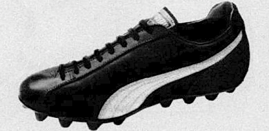 PUMA football shoes