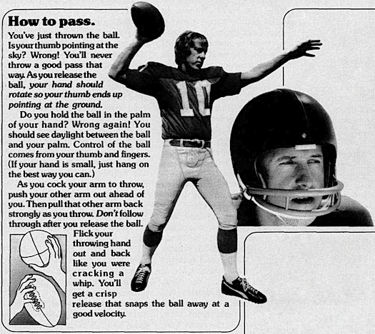 "PUMA football shoes ""HOW TO EARN YOUR STRIPES by Fran Tarkenton"""