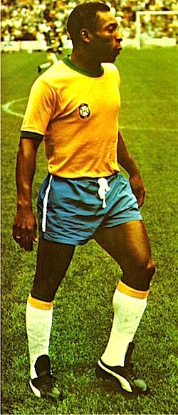 """Puma """"Pelé PRÉFÈRE PUMA"""""""