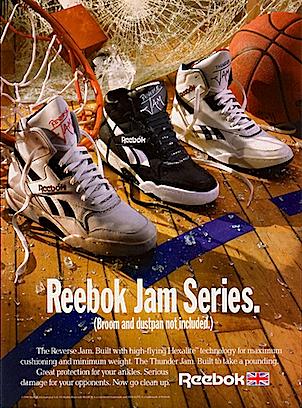 Reebok Reverse Jam / Thunder Jam