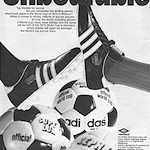 "adidas 2000 / Wembley SL football boots ""Unbeatable"""