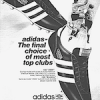 "adidas 2000 / Wembley SL football boots ""adidas – The final choice of most top clubs"""