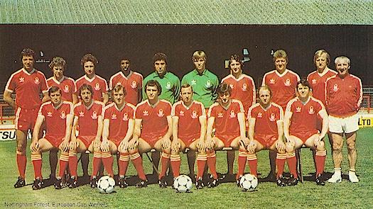 Nottingham Forest, European Cup Winners