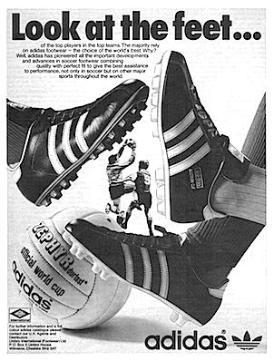 adidas Austrian-cup football boots