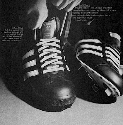 adidas football, baseball, Soccer boots