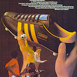 "adidas World-Cup 74 football boots ""World Champion"""