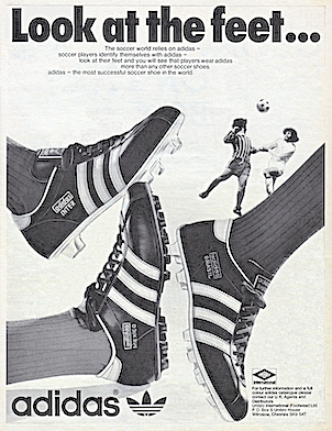 adidas Inter / Brasil / Mexico football boots