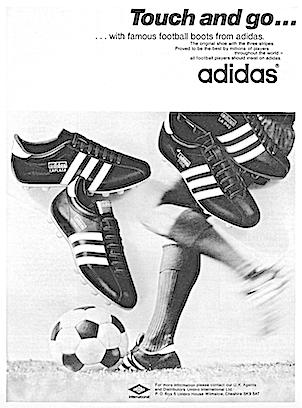 adidas La plata / La paz / 2000 / Wembley SL football boots