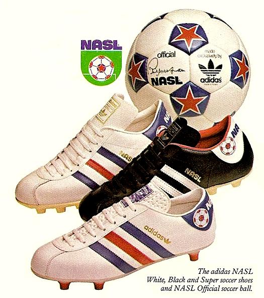 adidas NASL soccer shoes