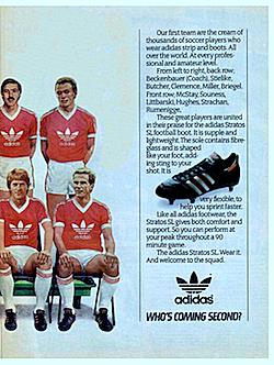 adidas Stratos SL football boots