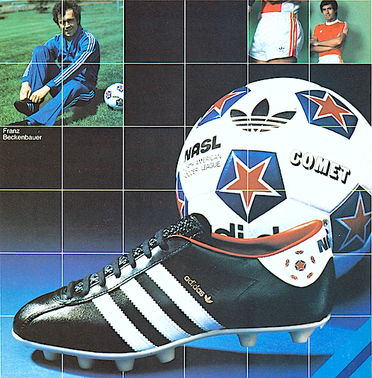 adidas the NASL Super football boots