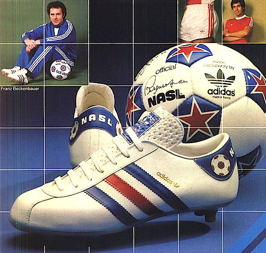 adidas the NASL Super football boots