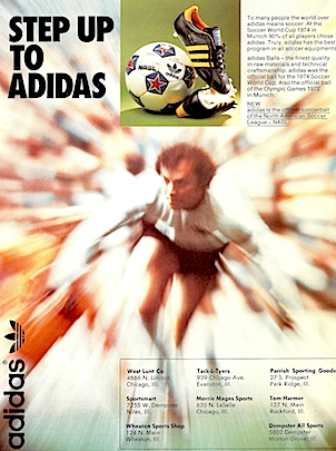 adidas World-Cup 74 football boots