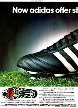 adidas World-Cup 82 football boots