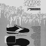 """Brooks 440 Vantage Supreme """"If you're more than just an occasional jogger …"""""""