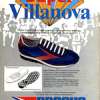 "Brooks Super Villanova running shoes ""To the hundreds of thousands of.runners that were so  pleased with the Brooks Villanova, we present…"""