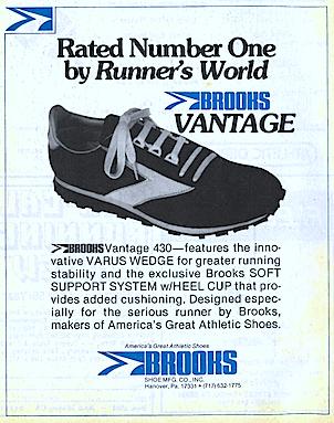 Brooks Vantage 430
