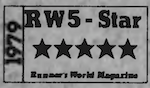 RW5-Star Runner's World Magazine 1979