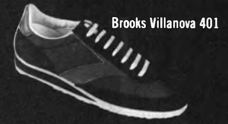Brooks Villanova 401